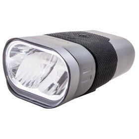 spanninga Axendo 60 Éclairage avant rechargeable, silver